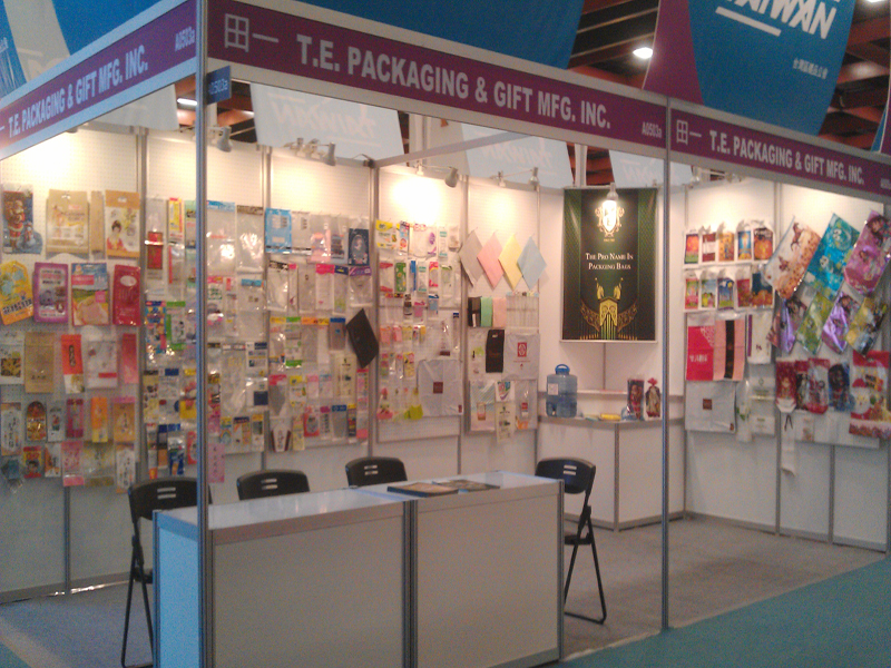 Exhibition - 2012 Taiwan Gift Exhibition