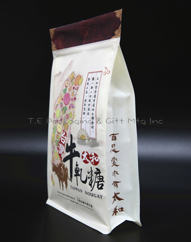 Products - 5 Side stand Zip Bag, 圖1