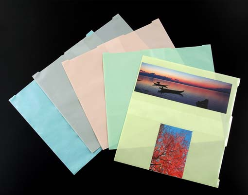 Products - PHOTO ALBUM INNER SHEETS FOR 4x6 & 4x12 PHOTOS, 圖1